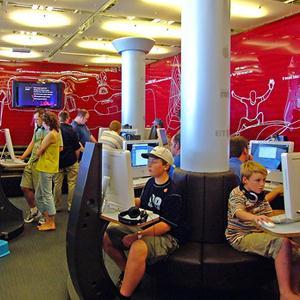 Интернет-кафе Ленинска