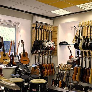 Музыкальные магазины Ленинска