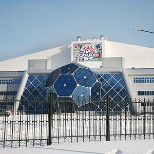 Спортивные комплексы Ленинска