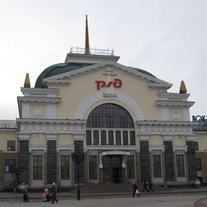 Железнодорожные вокзалы Ленинска